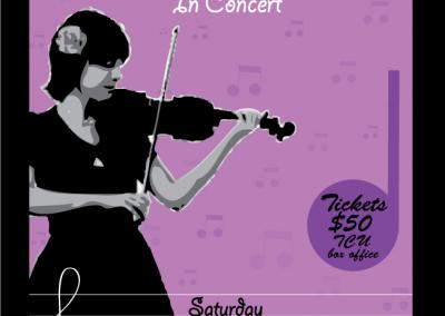 Katie Rosen Concert Poster